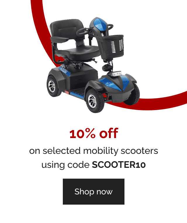 Mobility Scooter Sale - 10% off