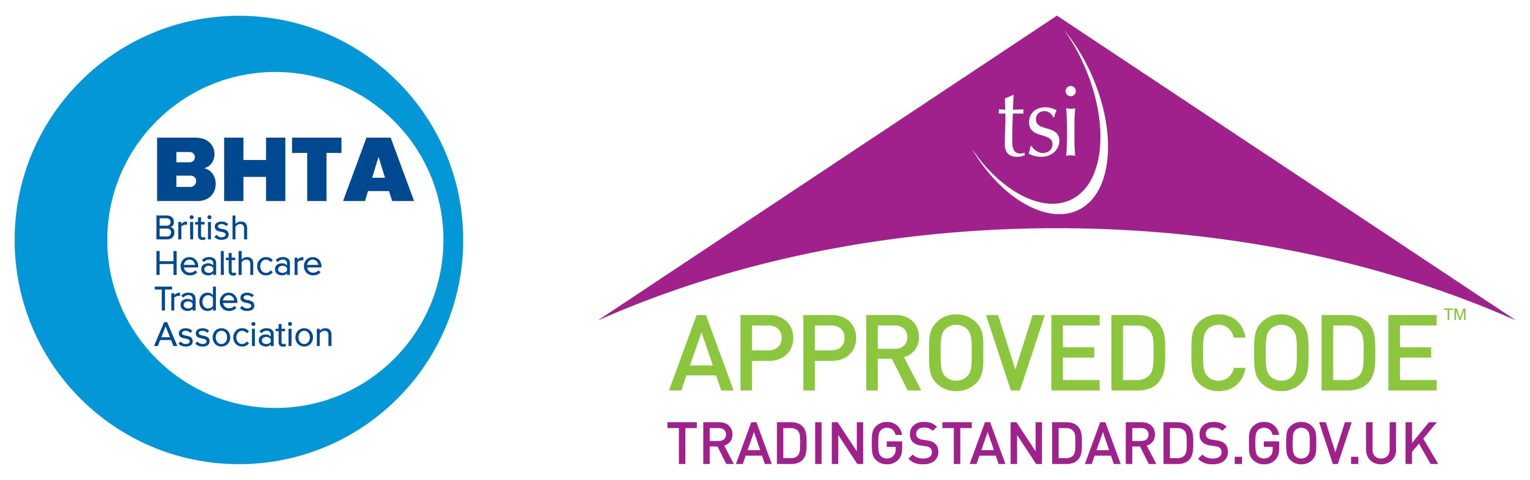 NRS Healthacare is part of British Healthcare Trades Association BHTA